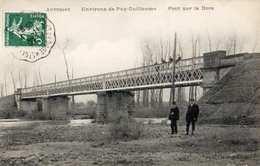 63 - PUY GUILLAUME -PONT SUR LA DORE - France