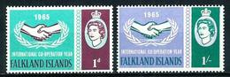 Falkland Nº 150/1 Nuevo - Islas Malvinas