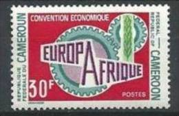 """Cameroun YT 492 """" Europafrique """" 1970 Neuf** - Camerun (1960-...)"""