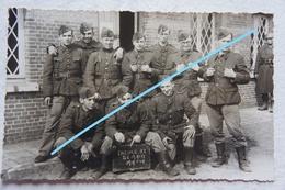 Photo ABL Soldat 1er Régiment Infanterie De Ligne Beverlo Circa 1935 Leger Militaria - Guerre, Militaire
