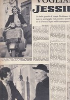 (pagine-pages)FORZA D'AGRO' E ANGIE DICKINSON   Gente1962/04. - Other