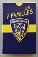 - Jeu De Cartes. 7 Familles - ASM. Clermont Ferrand. Rugby - - Autres