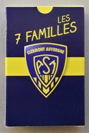 - Jeu De Cartes. 7 Familles - ASM. Clermont Ferrand. Rugby - - Speelkaarten
