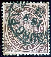 North German Confederation. Sc #24a. Used. - North German Conf.