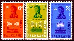 Falkland-0048 - Emissione 1962 (+) LH - Senza Difetti Occulti. - Falkland