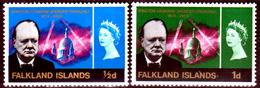 Falkland-0049 - Emissione 1966 (+) LH - Senza Difetti Occulti. - Falkland
