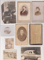 Lot Nombreuses Photos PLC - Famille Paul Le Coz, Ecole Mousses Loctudy - Autour Des Années 30? -lot Le Coz - - Photos