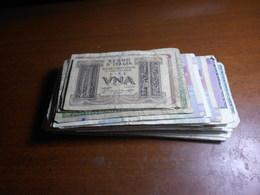 ITALIA    REGNO  - REPUBBLICA     87   BILLETS  LOT - Italia – 10 Lire