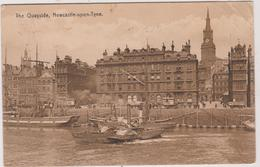 Royaume-uni  Newcastle-upon-tyne The Quayside - Newcastle-upon-Tyne