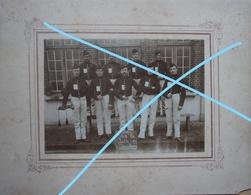 CPA ABL Classe 1893 MERKSEM Antwerpen Artilelrie ? Clairon Pre 1914 Leger Militaria - Guerre, Militaire