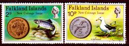 Falkland-0051 - Emissione 1976 (+) LH - Senza Difetti Occulti. - Falkland