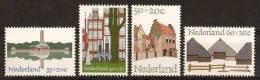 Pays-Bas NVPH Nr 1068/1071 Neuf Sans Charniere (postfris, MNH) - Period 1949-1980 (Juliana)