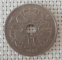 Denmark 5 Kroner  VF  1990 - Denmark