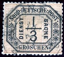 North German Confederation. Sc #O2. Officials. Used. - North German Conf.