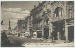 Reims-Rue De L'Étape Et Le Casino - Reims