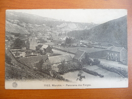 CPA - Marchin - Panorama Des Forges - 1163 - Liege