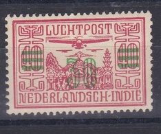 Indes Néerlandaises  :  PA 11a Surcharge Verte  Neuf X - Netherlands Indies