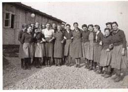 WW II Weiblicher-Arbeitsdienst BDM - Guerra, Militari