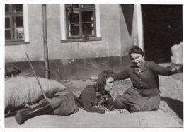 WW II Weiblicher-Arbeitsdienst BDM - War, Military