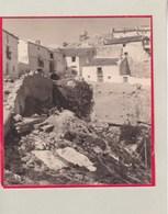 VELEZ BLANCO Années '30 Photo Amateur Format Environ  7,5 X 5,5 Cm - Luoghi