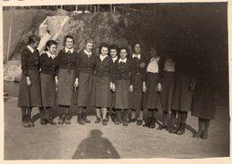 WW II Weiblicher-Arbeitsdienst BDM - Guerre, Militaire