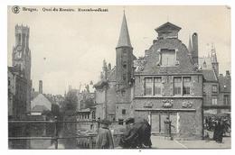 CPA DE BRUGES,BELGIQUE,DANS LES ANNEES 1910 - Brugge