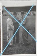 Photo ZURICH GERD FIESELER + ERNST HEINKEL 1937 Zwitzerland Suisse Flugplatz Fieseler Storch Luftwaffe - Luftfahrt