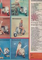 (pagine-pages)CALENDARIO VESPA  Tempo1960/02. - Altri