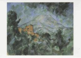 Postcard - Art - Paul Cezanne - Montagne Sainte-Victoire Et Chateau Noir - Card No..mu2118 New - Postcards