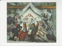 Postcard - Art - Paul Cezanne - LÉternel Feminin C1877 - Card No..mu2128 New - Postcards