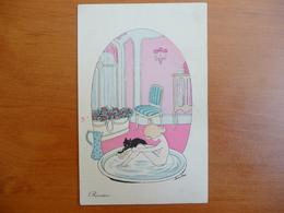 CPA - Récréation - Paris 568 - Illustrateur: Xavier Sager - Sager, Xavier