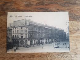 """CP """"Liège - Grand Bazar"""" N°74 Legia 1922 - Liege"""