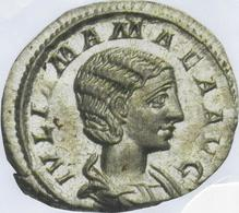 JULIA MAMAEA    235 AD   -  AR Denarius  3,44 Gr.  -   ROME   222   -   BMC 119,  43-48   -   SUPER -  FDC - 5. The Military Crisis (235 AD To 284 AD)