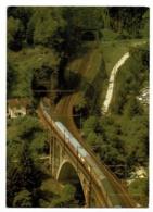 Rampe Sud Du St Gothard Tee Roland, Viaduc De Polmengo, Tunnel De Boscerina & Tunnel Hélicoïdal De Prato - Circ 1985 - Ouvrages D'Art