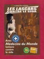 CPM.   Cart'Com.   Médecins Du Monde.   Les LASCARS Contre Le SIDA. - Santé