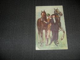 Illustrateur ( 979 )    ????   Cheval   Paard - Illustrateurs & Photographes