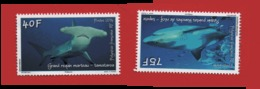 Polynésie 2014 °°  1065 1066 1067 1068 Océan Faune (4 Timbres) (WP10) - Polynésie Française