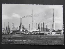 AK PERNIS B. Rotterdam Hoogvliet Raffinerie 1964 // D*39050 - Niederlande