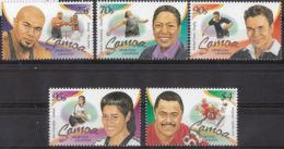 Samoa 962/66 ** - American Samoa