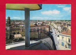 CARTOLINA VG ITALIA - CORATO (BA) - Panorama - 10 X 15 - ANN. 196? - Bari