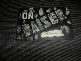 Illustrateur ( 987 )   Xavier Sager    Un Baiser D' Anvers - Sager, Xavier