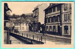 NIEDERBRONN LES BAINS - RUE DE LA REPUBLIQUE - Niederbronn Les Bains