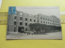 Corbeil Nouvelles Constructions Grands Moulins 27 Juillet 1905 - Industrie