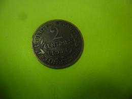FRANCE @ 2 CENTIMES DUPUIS 1911 - France