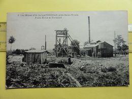 Mines D' Or De Lauriéras Saint Yrieix Puits Roux Fernand - Industrie