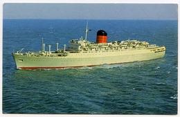 CUNARD : FRANCONIA - Steamers