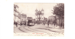 POSTCARD-PORTUGAL-PORTO-SEE-SCAN - Porto