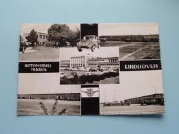 "AUTOMOBIEL FABRIEK "" DAF "" Eindhoven ( Simons ) Anno 19?? ( Zie Foto Details / Linkerhoek Gekreukt ) ! - Eindhoven"