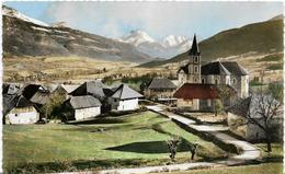 ~  BS  ~  73   ~   ARITH    ~        L' église Vue Sur Les Massifs Des Hautes   Bauges    ~ - Frankreich