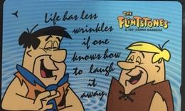 Paco \ SINGAPORE \ 136SIGA \ Flintstones - Fred & Barney \ Usata - Singapore